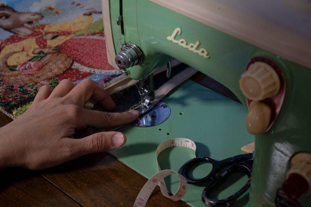 Zero Waste Lifestyle Sewing
