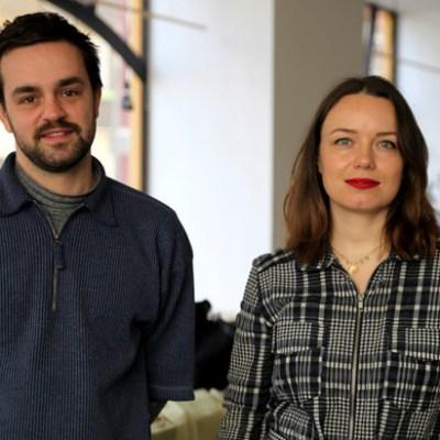 Tim van der Loo & Sandra Nielsen
