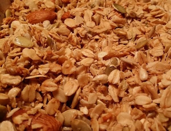 granola fast