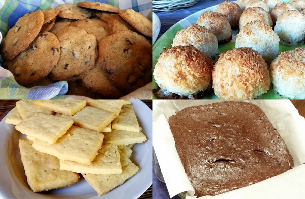 baked collage