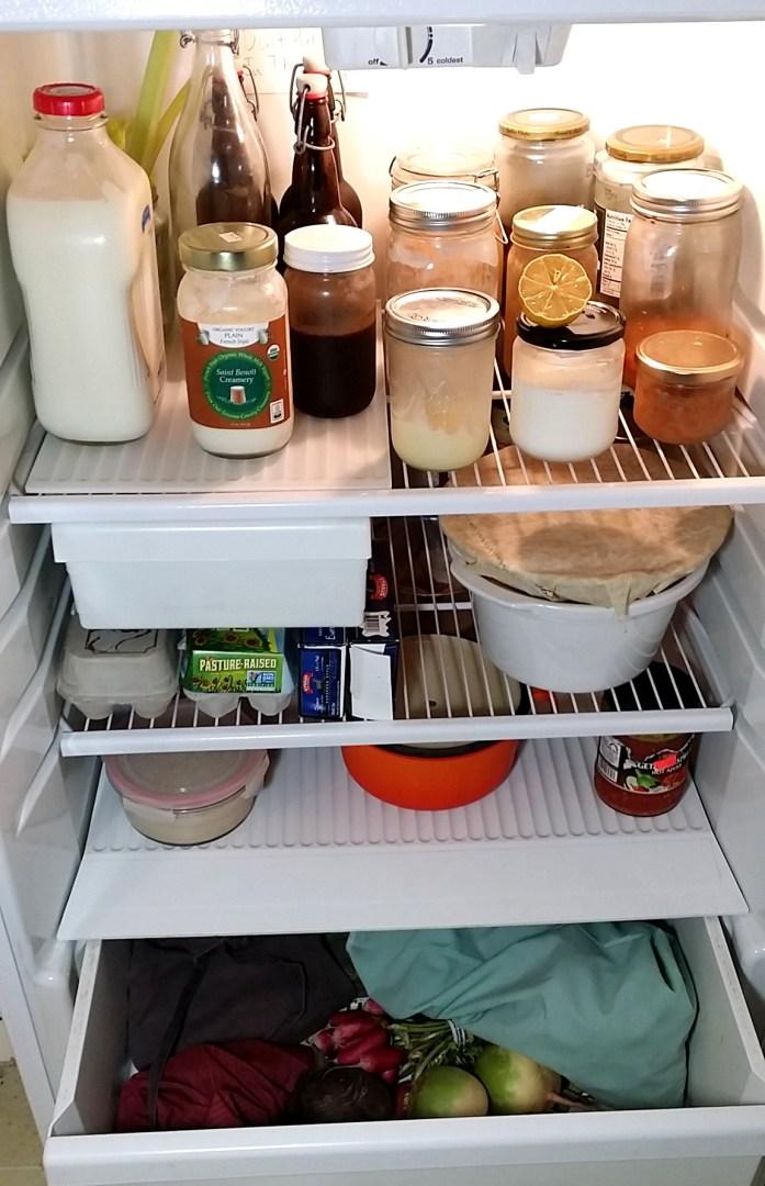 my refrigerator