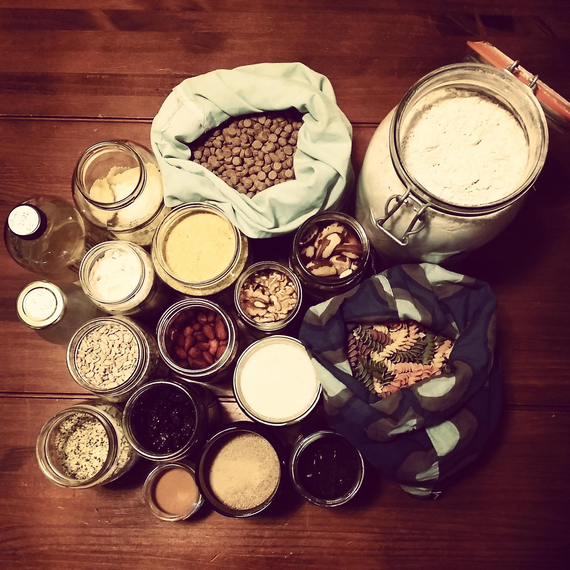5 Essentials For A Zero Waste Shopping Kit Zero Waste Chef