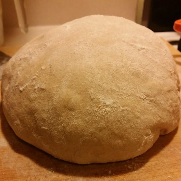 Formed coriander raisin loaf