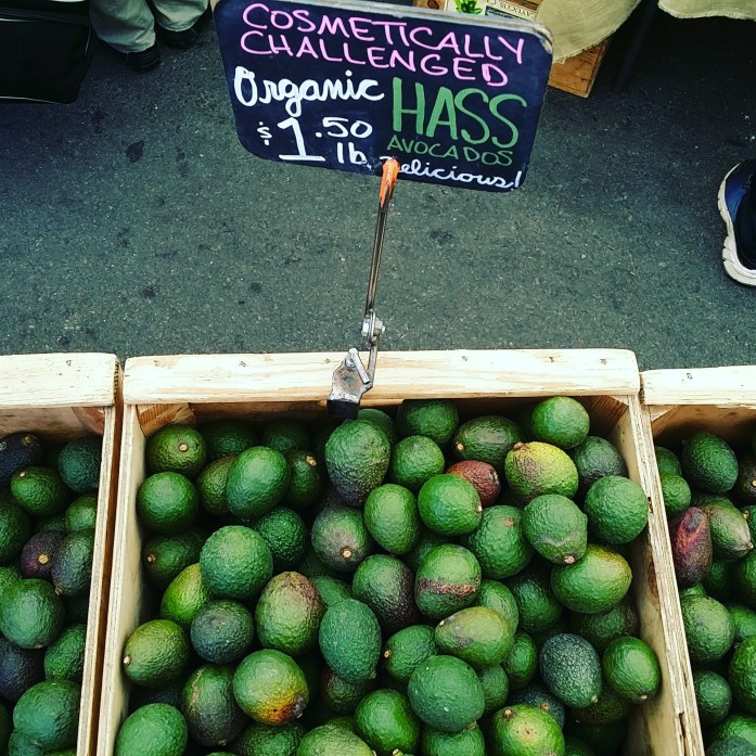 ugly avocados on sale to prevent food waste