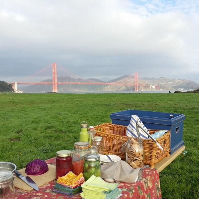 Fermentation in San Francisco