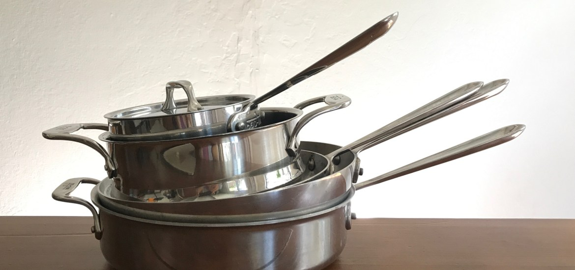 If I Could Relive My Life and Buy Pots and Pans for the ...