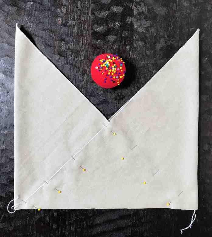 how to sew a bento bag