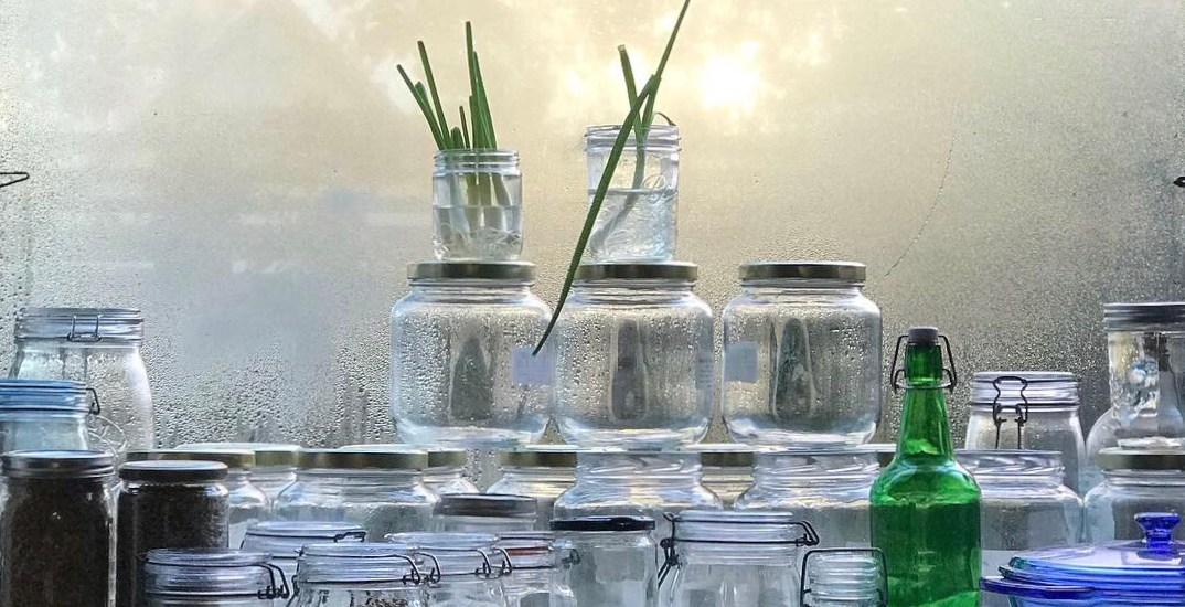 lots of jars
