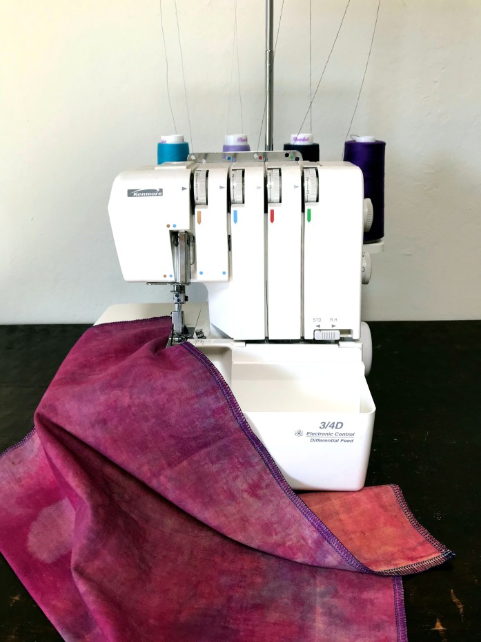serger sewing machine