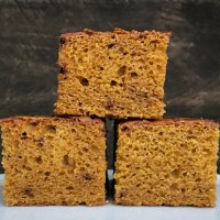 Sourdough Discard Vegan Pumpkin (or Squash) Ginger Cake