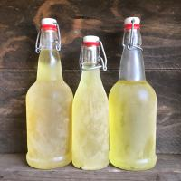 When Life Hands You Lemon Peels, Make Limoncello