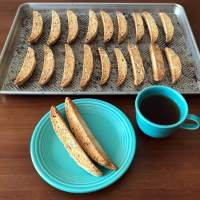Limoncello Mixed-Nut Biscotti