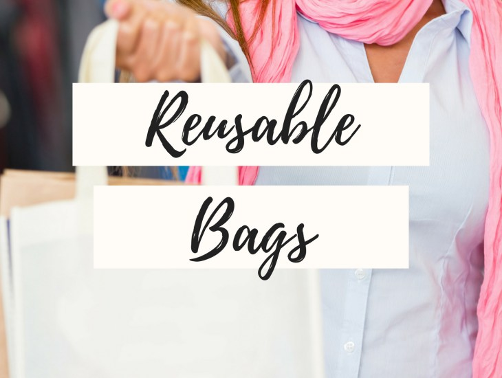 zero waste reusable bags