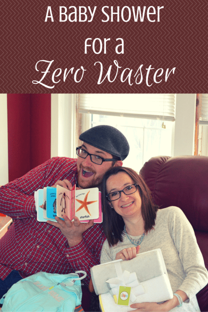 Zero Waste Baby Shower
