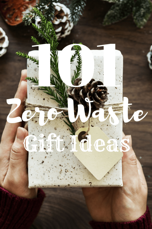 101 Zero Waste Gift Ideas