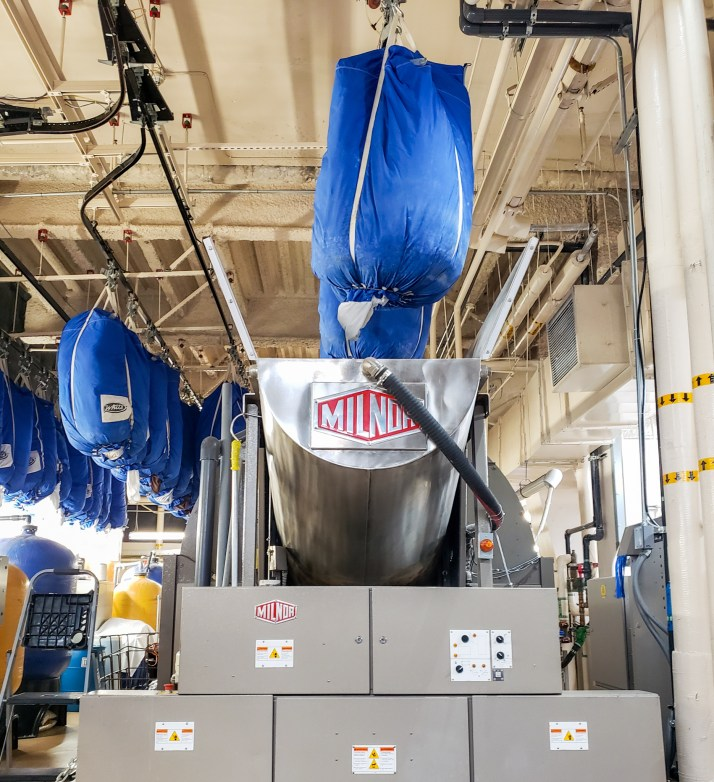 Hilton Water Reclamation System