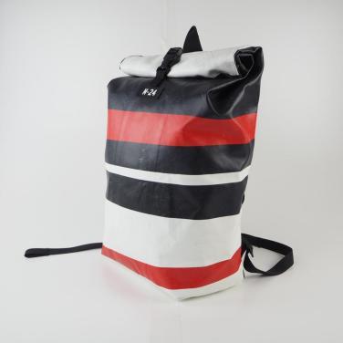 4 Upcycled Backpacks - Zero Waste Nest