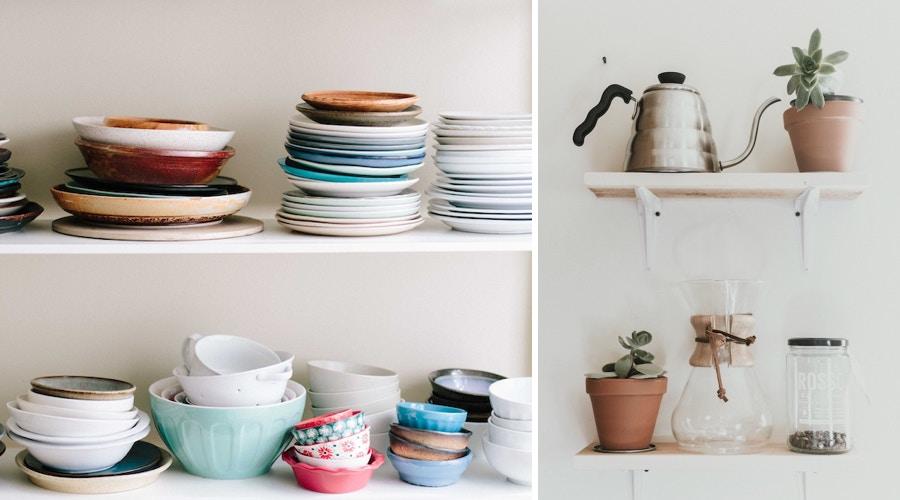 5 Tips for Minimalist Living - Zero Waste Nest