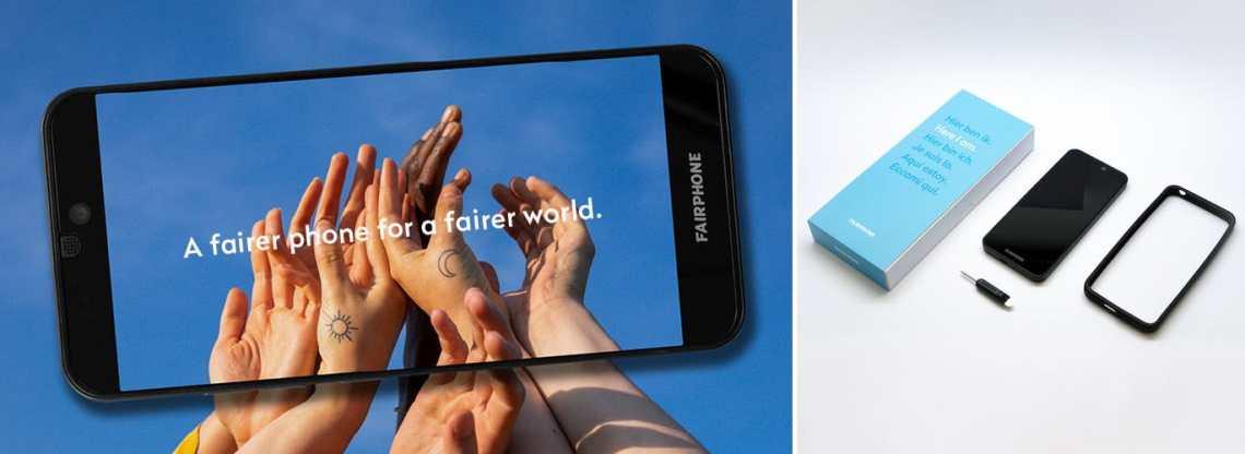 Sustainable Mobile Phone - Zero Waste Nest