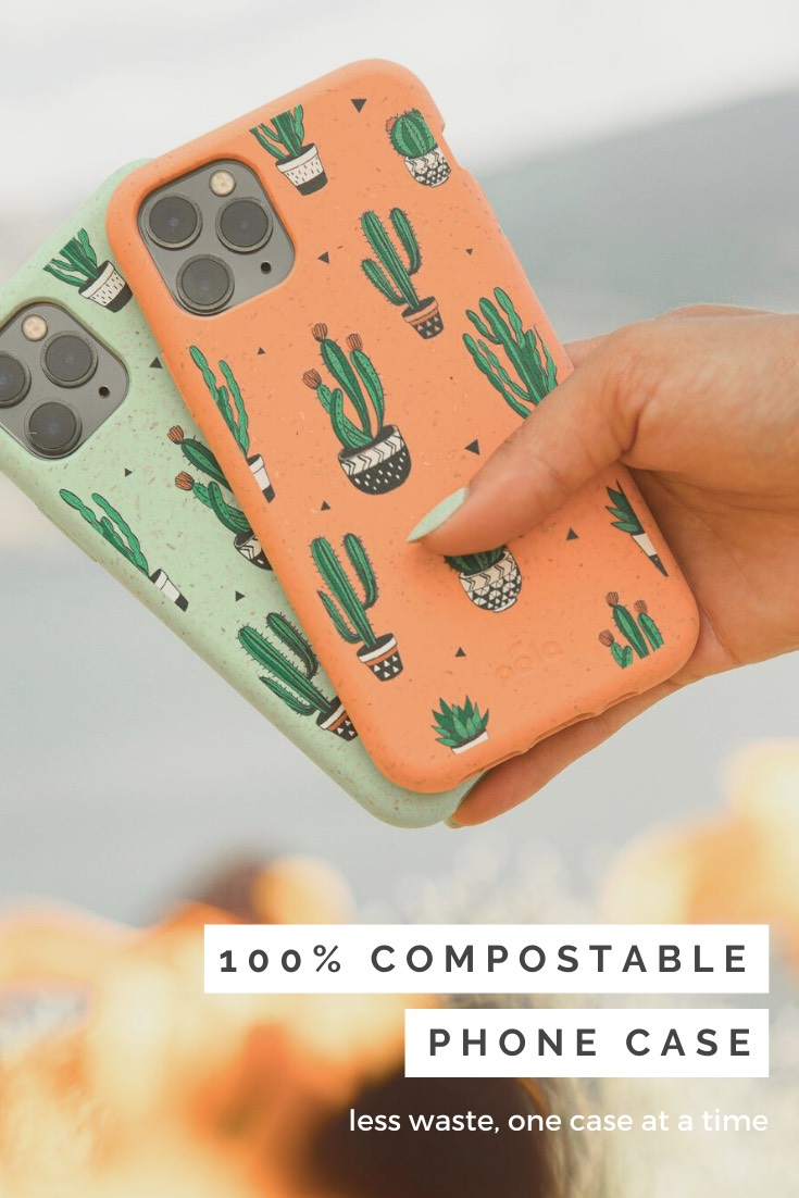 Compostable Pela Case