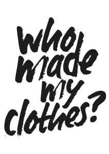fashion revolution question