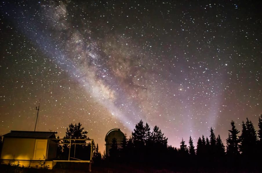 устойчиви коледни подаръци - пътуване до обсерваторията в Рожен