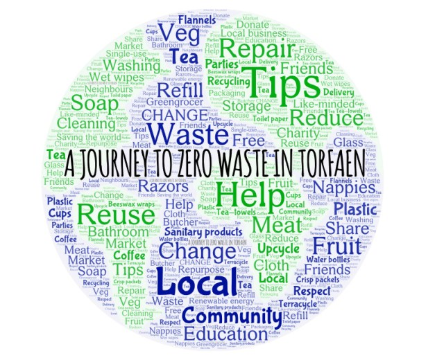A Journey to Zero Waste in Torfaen Facebook group link