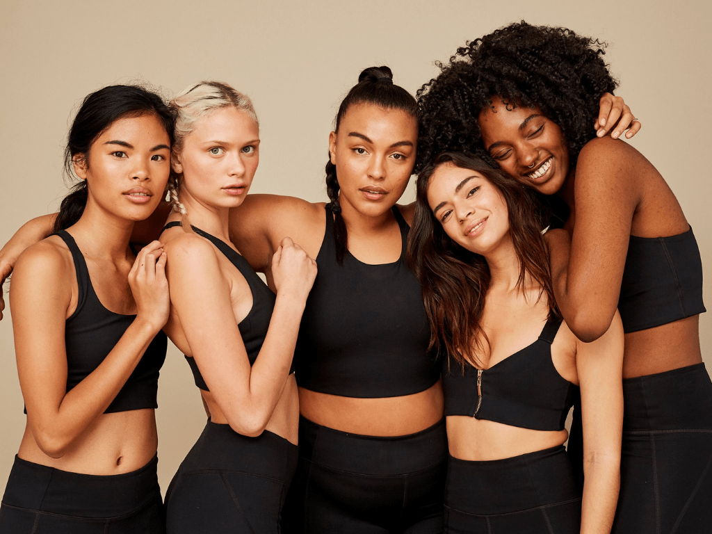 girlfriend collective affordable sustainable activewear