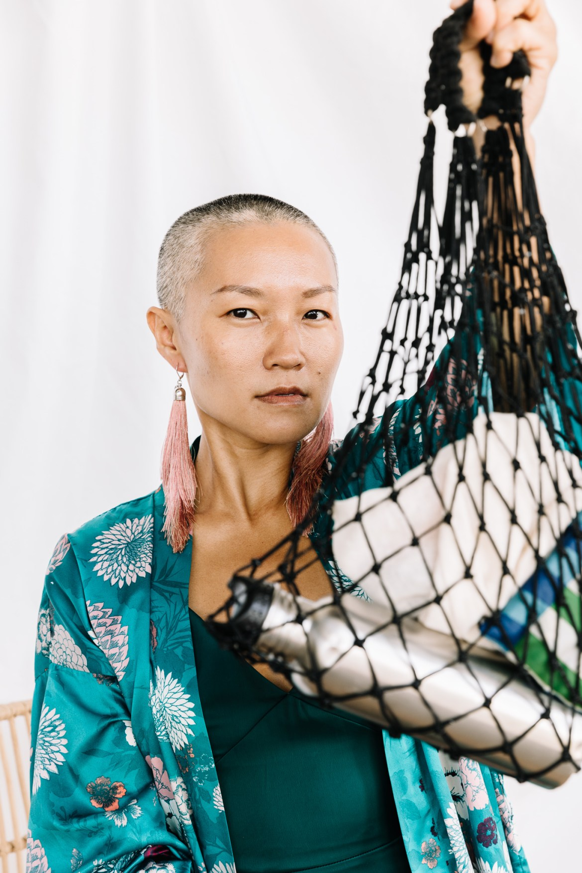 Jasmine Tuan is the founder of Cloop fashion swaps and a big zero waste advocate based in Singapore