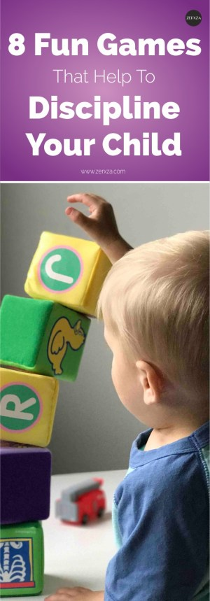 8 Fun Games That Help to Discipline Your Child - Tips to Get the Chores Done