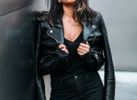 How to Nail the Biker Chic Style Like a Real Fashionista