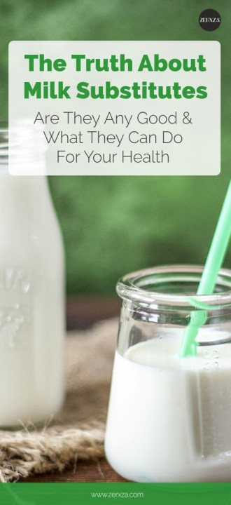 Milk Substitutes - Are They Any Good and What They Can Do for Your Health