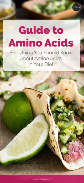 Health Guide - Everything You Should Know About Amino Acids