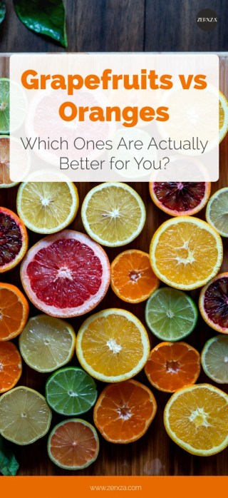 Grapefruits vs Oranges: Which One Is Better - Nutrition