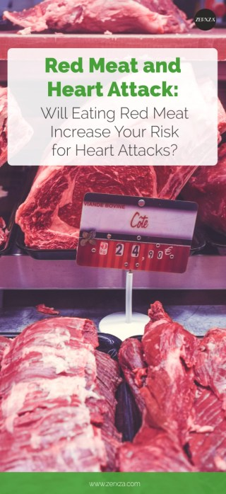 Connection Between Red Meat and Heart Attack Truth & Facts