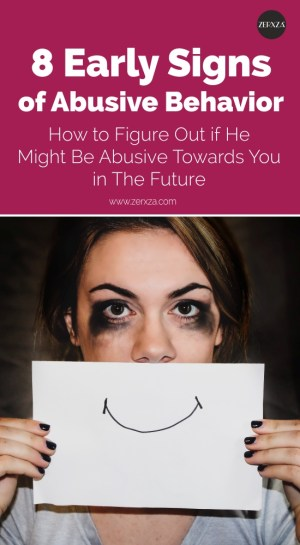 8 Early Signs of An Abusive Husband - How to Find Out If He Might Be Abusive