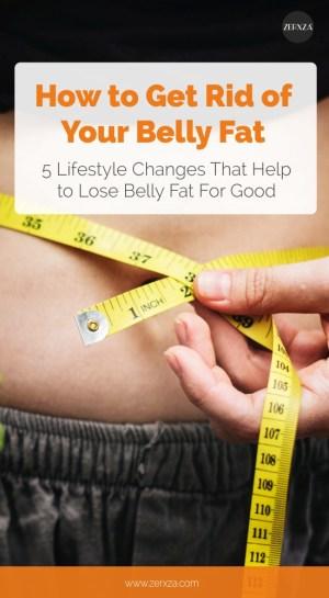 How to Get Rid of Your Belly Fat - Guide to Healthier Lifestyle
