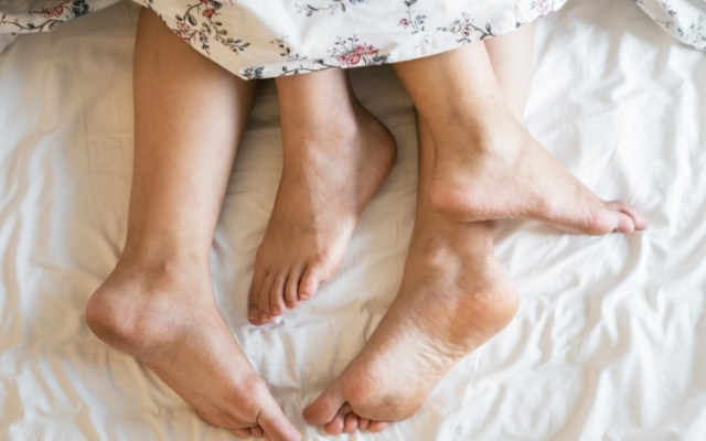 Forget Fifty Shades of Grey Here's What Men Really Want in Bed