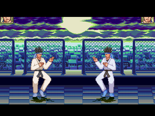 Ryoga background for Mugen