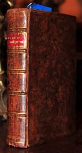 Book Cover: Johann Heinrich Campe/ Vaeterlicher Rath für Meine Tochter/ 1791