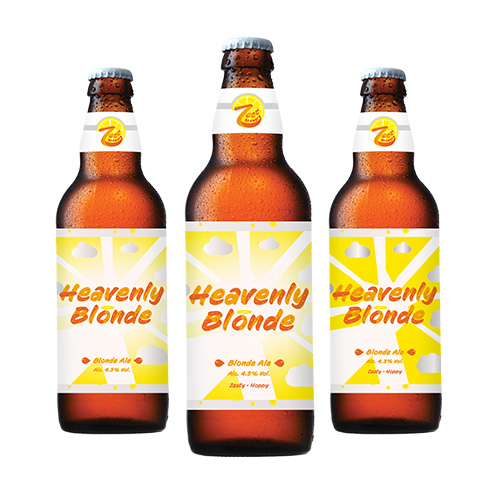 Heavenly Blonde