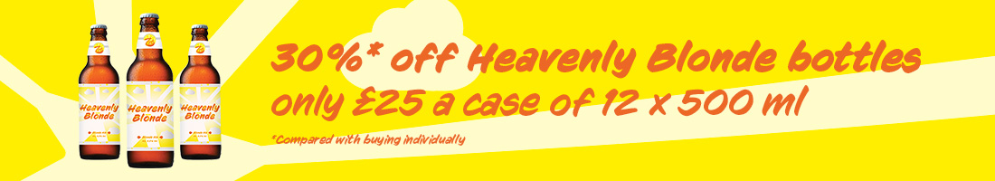 Heavenly Blonde Offer July 2020