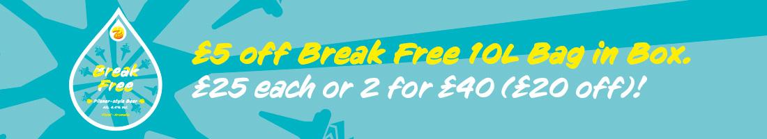 Break Free Offer Aug 2020