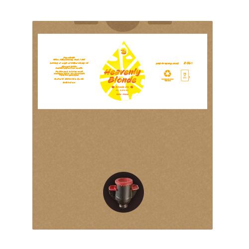 Heavenly Blonde 20L Bag In Box