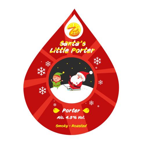 Santas Little Porter