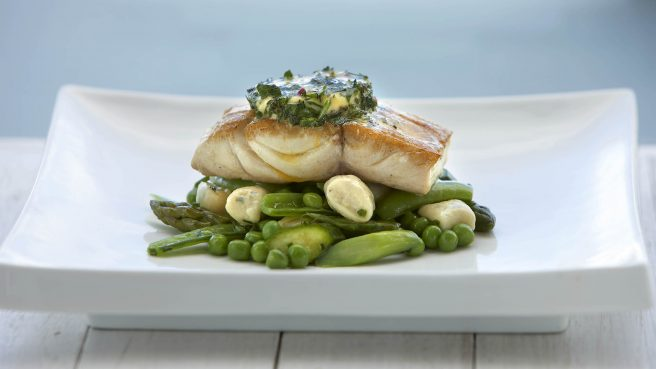 Blue Eye Cod with Gnocchi