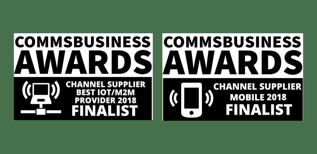 Comms Business Awards Logos