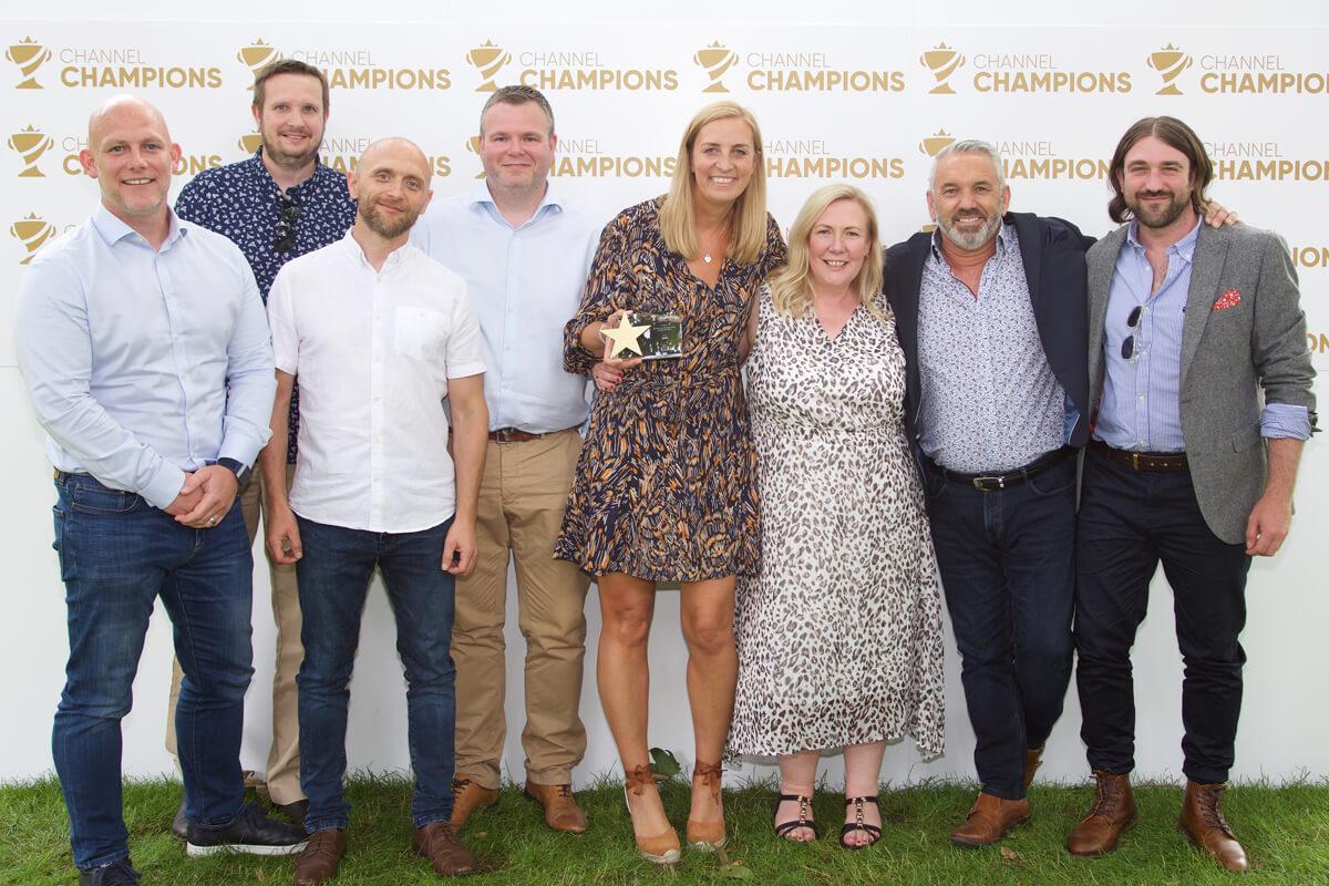 Zest4 Channel Champions 2021