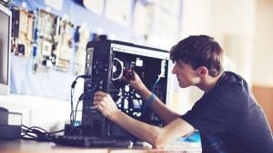 Apprentice IT Support Technician