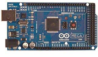 """Une carte Arduino """"Mega"""""""
